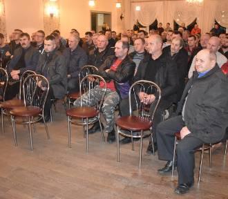Rolnicy spotkali się w Czerminie. W piątek znów wyjadą na drogi