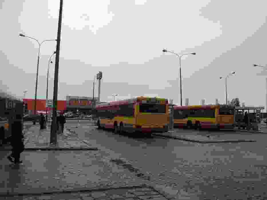 Pętla autobusowa Okęcie