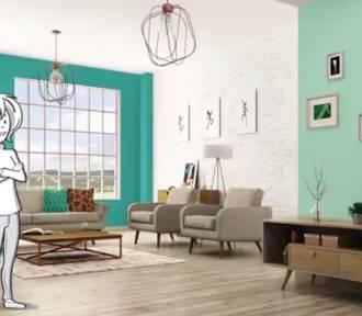 Jak sprawdzić czy wybrany kolor będzie pasował do naszego mieszkania? [WIDEO]