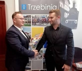 Niedługo ruszą prace na ul. Dworcowej w Trzebini. Umowa już podpisana