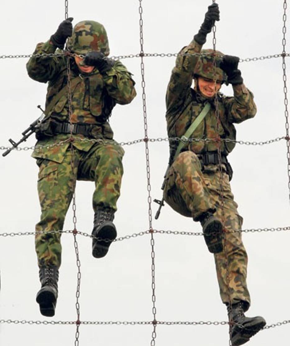 Członkowie Narodowych Sił Rezerwowych będą ćwiczyć 30 dni w roku