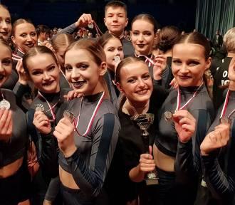 Światowe sukcesy skierniewickiej Akademii Tańca 4-20 [ZDJĘCIA]