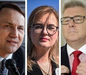Nazwiska nowych europosłów. Zobacz, kto zdobył mandat do PE