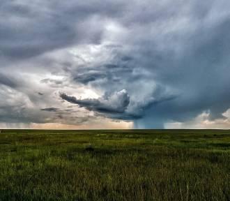 Nad woj. lubelskie nadchodzi burza. Jaka pogoda będzie w weekend?