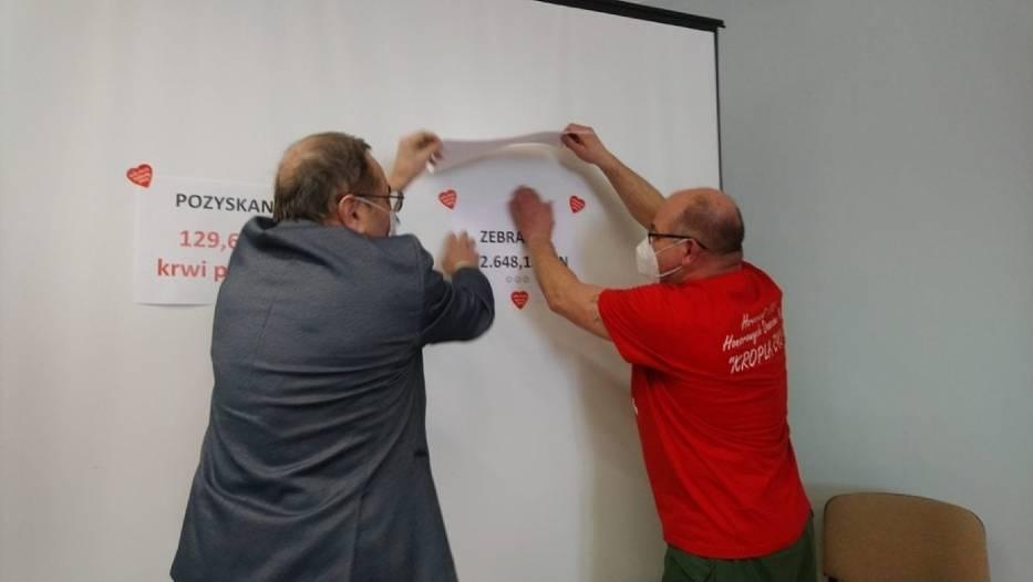 Sztab WOŚP w Świnoujściu oficjalnie podsumował tegoroczny finał