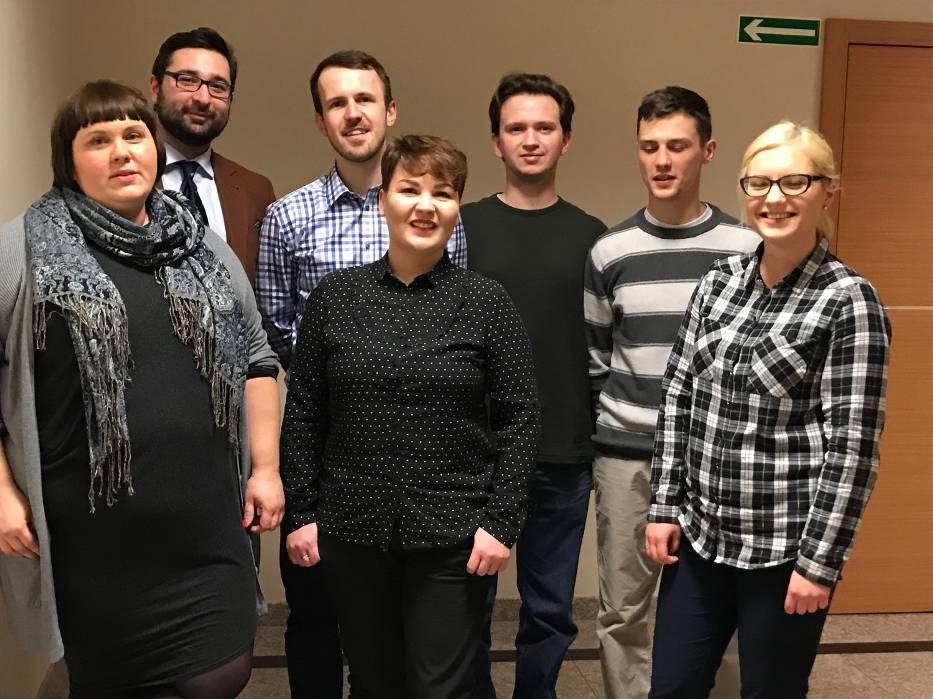 Autorzy raportuAgata Żemetro, Weronika Chmielowiec, Dominika Redecka, Jakub Żak, Karol Kardasiński, Maciej Urbanek, Adam Wysocki