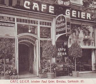 Kawiarnie, restauracje i ogródki piwne w przedwojennym Wrocławiu [ARCHIWALNE ZDJĘCIA]