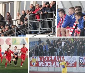 Mecz 4. ligi Włocłavia Włocławek - Polonia Bydgoszcz 0:1 [zdjęcia z trybun, wideo]