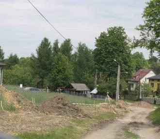 Powstaje nowe  jurajska droga rowerowa w gminie Żarki ZDJĘCIA