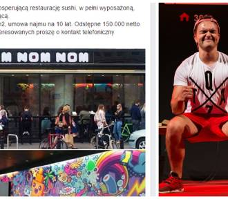 Restauracja Abstrachuje w centrum Warszawy upada? Lokal wystawiony na sprzedaż