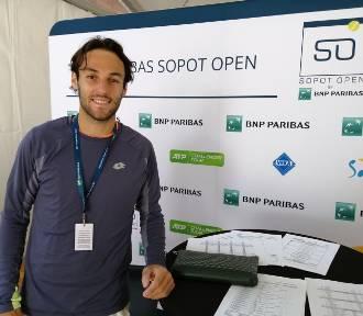 Faworyt turnieju chwali Sopot Open