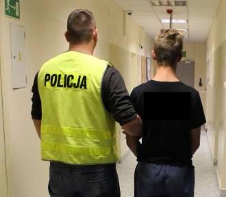 Sprawcy pobicia 30-latka z Łowicza w rękach policji [ZDJĘCIA ZATRZYMANYCH]