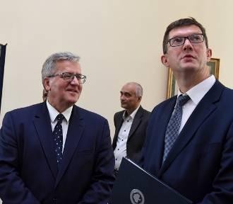Inauguracja roku akademickiego WSB z Bronisławem Komorowskim