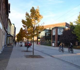 Jaworzno: Centrum miasta jesienią. Piękne miejsce na spacer [ZDJĘCIA]