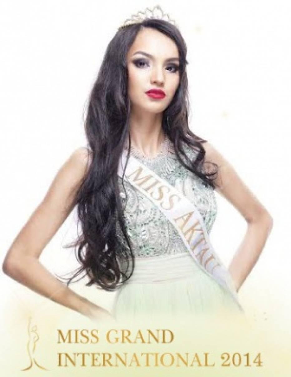 Aidana Elemesova - Kazakhstan