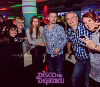 Świetna zabawa w Disco na Deptaku [GALERIA, 17.11.2018]