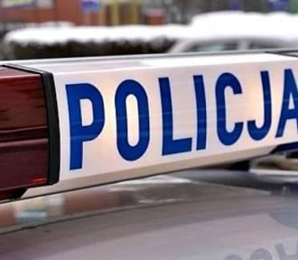 Wypadek na drodze krajowej nr 20 - jedna osoba poszkodowana