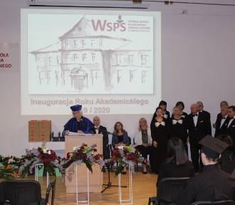 Studenci WSPS rozpoczęli nowy rok akademicki