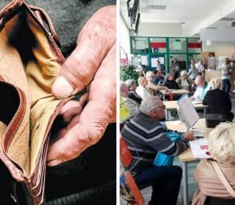 5 groszy emerytury w Śląskiem? To jest możliwe!
