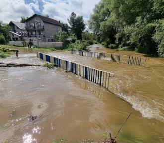 Katastrofa! Zalane domy i drogi na Śląsku po intensywnych deszczach