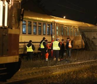 O krok od tragedii! Pociąg uderzył w samochód osobowy