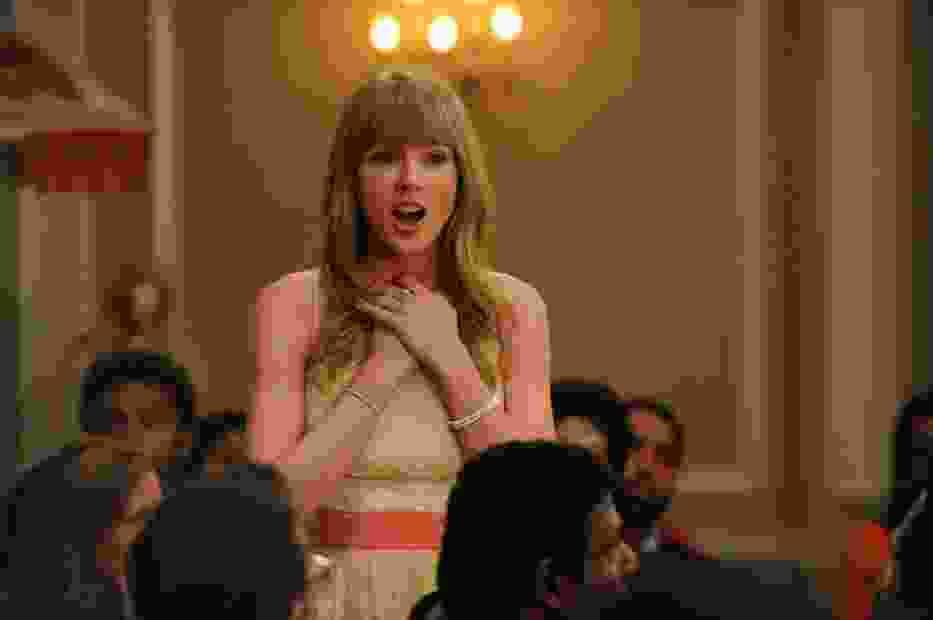 Taylor Swift zajęła pierwsze miejsce w rankingu Celebs Gone Good 2014