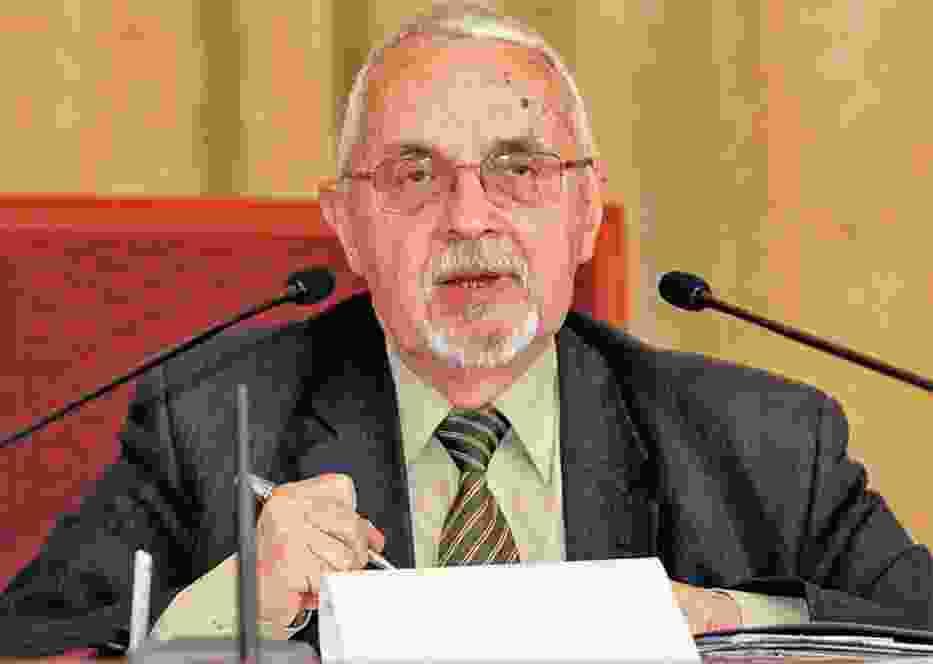 Grzegorz Matuszak, wiceprzewodniczący Rady Miejskiej w Łodzi