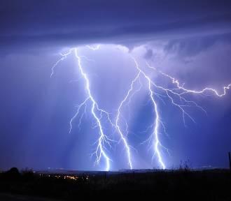 Wielkopolska: IMGW ostrzega przed burzami z gradem