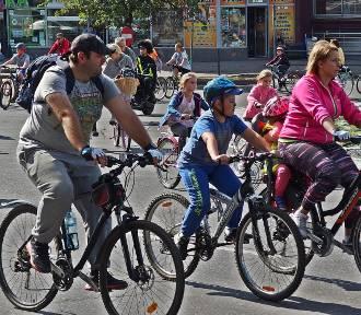 Ekologiczna sobota na rowerach [ZDJĘCIA, WIDEO]