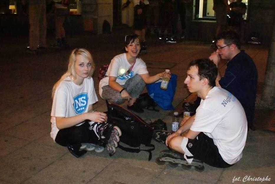 Nightskating Warszawa. 5 czerwca przejedzie przez Bemowo