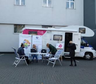 Kamper Łódzkiej Specjalnej Strefy Ekonomicznej w Zduńskiej Woli i w Sieradzu [zdjęcia i video]