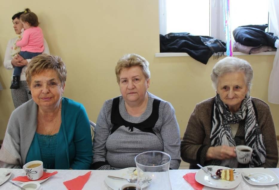 Walentynki z Babcią i Dziadkiem w Nowej Wsi Zbąskiej - fotorelacja