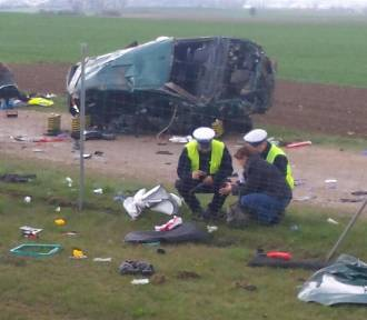 Kleszczewko: Śmiertelny wypadek na autostradzie A1