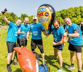 BIEG FIRMOWY!!! Wrocławskie firmy pobiegną z pomocą!