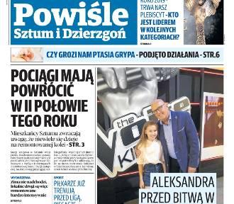 """W najnowszym dodatku """"Powiśle Sztum i Dzierzgoń"""" - zapraszamy do lektury!"""