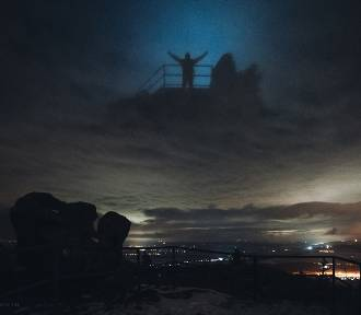 To zdjęcie jest hitem internetu. Powstało w naszych górach. Gdzie? [ZDJĘCIA]