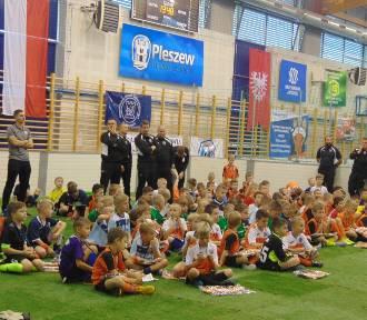 500 młodych piłkarzy wzięło udział w turnieju Reiss Cup 2018
