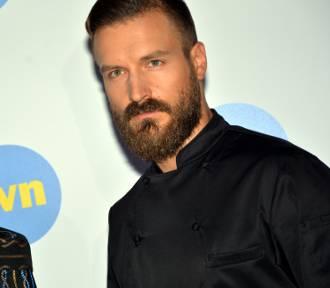 """Piotr Stramowski o serialu """"Na noże"""": """"Uczyłem się gotowania od profesjonalisty"""" [WIDEO]"""
