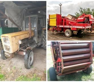Traktory, kombajny, siewniki na licytacjach komorniczych. Sprawdź!