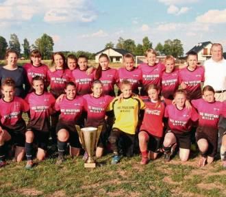 Mustang Wielgie mistrzem kujawsko-pomorskiej III ligi kobiet. WAP Włocławek na podium [wideo]