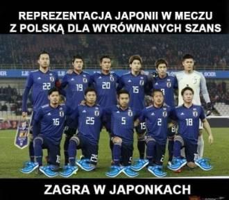 Memy przed meczem Polska - Japonia. Kibice nie wierzą już w zwycięstwo Polaków [MEMY, ZDJĘCIA]