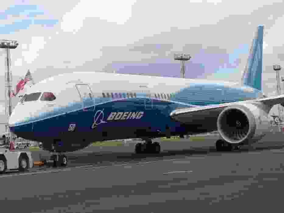 15 listopada na warszawskim lotnisku Okęcie ma wylądować pierwszy Boeing 787 Dreamliner dla polskich linii lotniczych