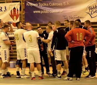Polski Cukier Pomezania wiceliderem na półmetku sezonu w grupie A I ligi