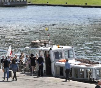 Czy we Wrocławiu będą tramwaje wodne? Chce ich prezydent Jacek Sutryk