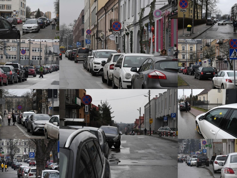 Na tych ulicach w Kielcach Straż Miejska najczęściej wlepia mandaty [ZDJĘCIA]