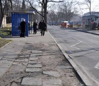 Nowy układ drogowy przy szpitalu w Prokocimiu coraz bliżej