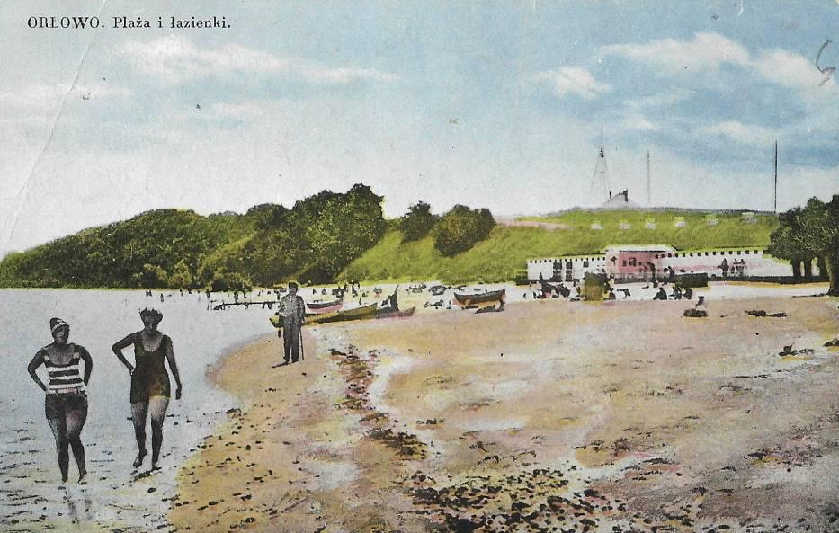 Stare pocztówki znad morza można oglądać w Gdańskiej Bibliotece PAN