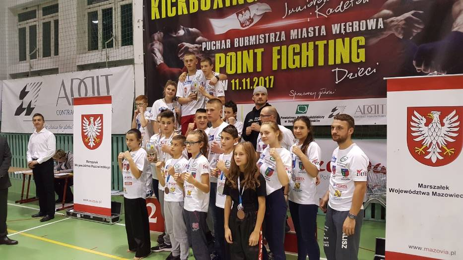 Ziętek Team w Węgrowie