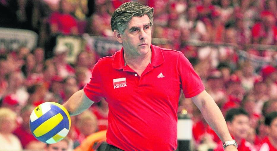 Raul Lozano doprowadził Polaków do tytułu wicemistrzów świata