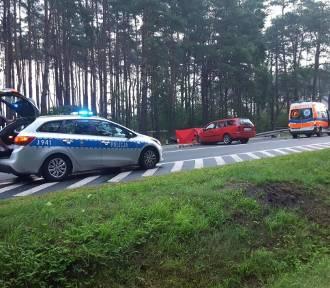 Śmiertelny wypadek na drodze nr 94. Nie żyje 22-latek